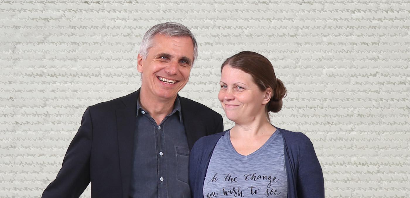 Michael & Angelika Limani - Paar zu Paar Coaches mit systemischen Aufstellungen